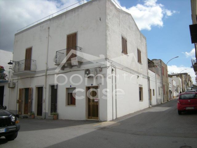 Calasetta, Via Vittorio Emanuele.